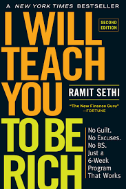 Buy I Will Teach You To Be Rich: No Guilt. No Excuses. No Bs. Just a 6-Week  Program That Works Book Online at Low Prices in India | I Will Teach You