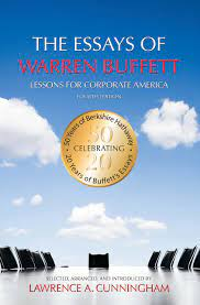 Buy The Essays of Warren Buffett: Lessons for Corporate America Book Online  at Low Prices in India   The Essays of Warren Buffett: Lessons for  Corporate America Reviews & Ratings - Amazon.in