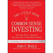 The Little Book of Common Sense Investing: The Only Way to Guarantee Your  Fair Share of Stock Market Returns (Little Books. Big Profits) eBook:  Bogle, John C.: Amazon.in: Kindle Store